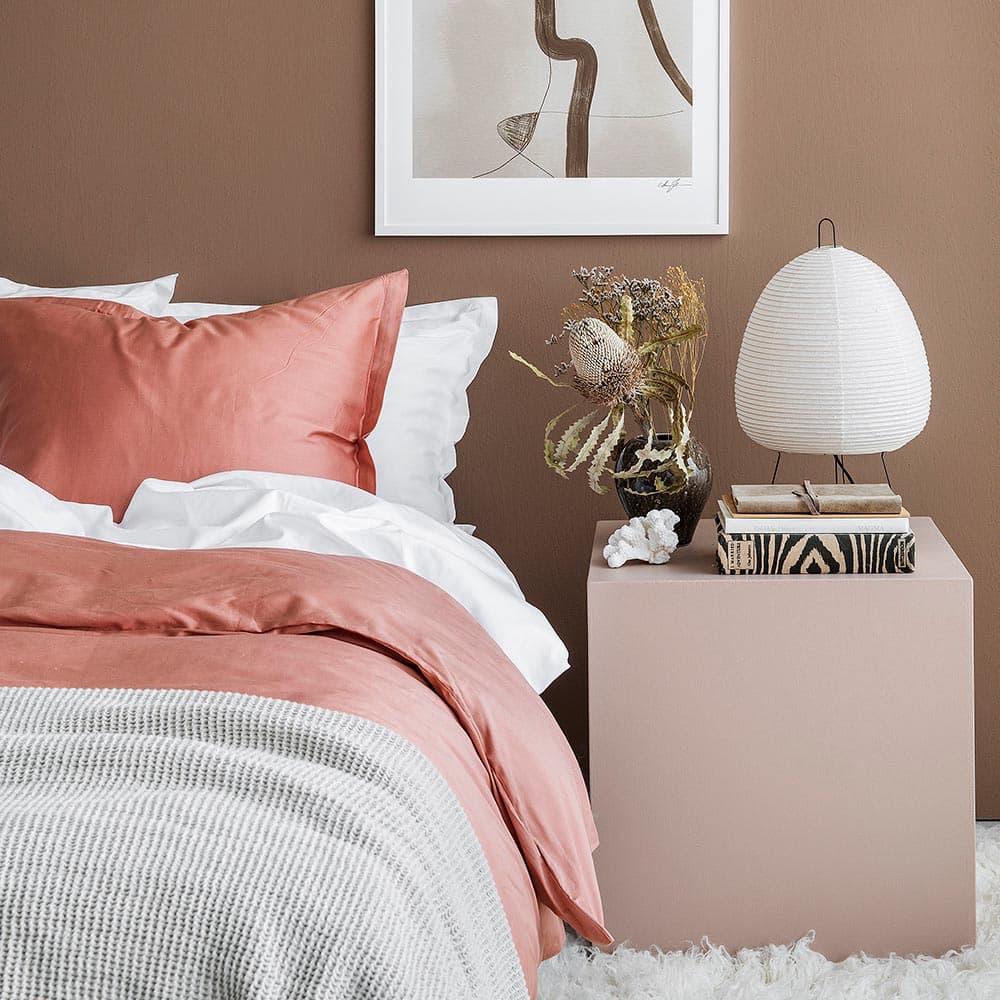 Vidd Pink Terracotta