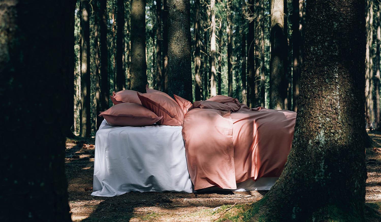 Sängkläder i ekologisk bomull online. Köp nya sängkläder från Alva